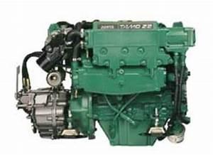 Volvo Penta Md22 Tmd22 Tamd22 Marine Engine Workshop