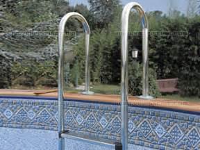 Piscine Inox Prix : echelle inox luxe pour piscine hors sol bois sur march ~ Carolinahurricanesstore.com Idées de Décoration