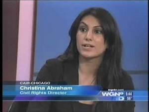WGN: Christina Abraham Discusses Possible Backlash Against ...