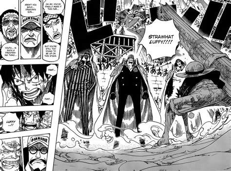 One Piece Manga Scan Ch 565