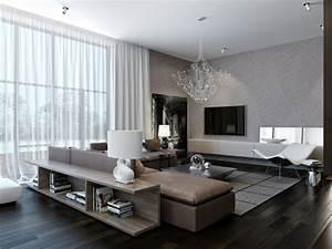 Moderne Wandspiegel Wohnzimmer : 70 zimmereinrichtung ideen f r den winter was macht das zuhause gem tlich im winter ~ Markanthonyermac.com Haus und Dekorationen