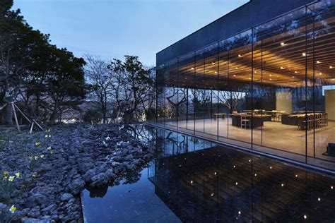Osulloc Tea House Pavilions  Mass Studies ArchDaily