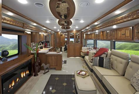 suite rides ultra luxe motorhomes  road trip