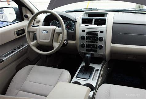 ford escape   problems interior  engine