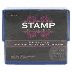 charming metal stamping on pinterest metal stamping With leather letter stamps hobby lobby