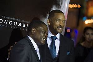 """The real doctors behind """"Concussion"""" movie, Bennet Omalu ..."""