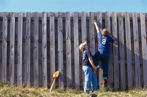Fixing The Fence Problem  The Compliance Strategists Blog