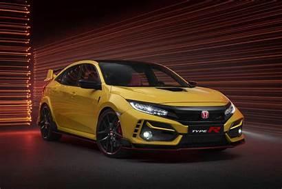Civic Honda 2021 Type Edition Limited Usa