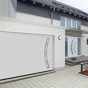 porte sectionnelle lpu40 design portes de garage With porte de garage design