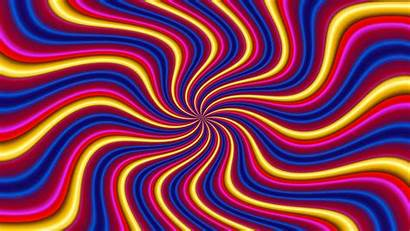 Trippy Psychedelic Swirl Colors Artistic Wallpapers 1366