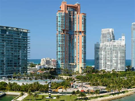 portofino tower condominiums  sale  rent  south