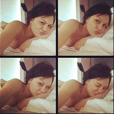 Jessie J Naked Private Pics Topless For Magazine