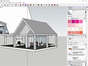 3D vizualizácia domu program