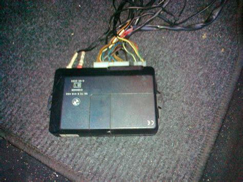 bmw 530d e39 alarm gemel działa ale brak syreny elektroda pl