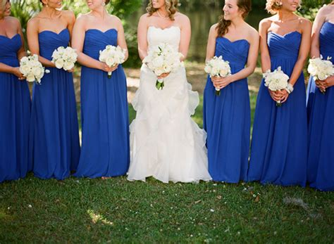 blue dresses for wedding royal blue wedding ideas and wedding invitations