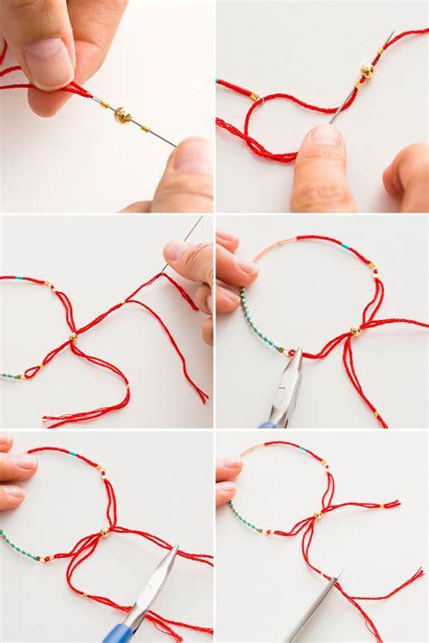 2 Modern Takes On Diy Beaded Bracelets Brit Co