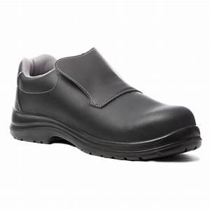 Chaussure De Securite Sans Lacet : chaussures de s curit noire type mocassin sans lacet ~ Farleysfitness.com Idées de Décoration