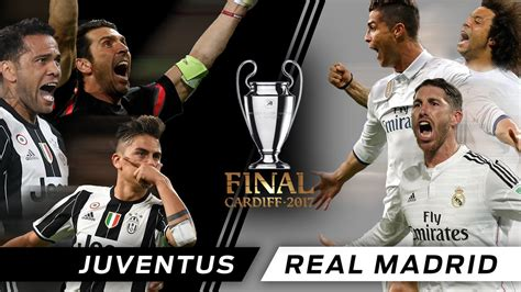 Juventus vs Real Madrid Full Match 3 June 2017 | Football Full Matches and Hiighlights Videos