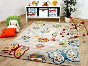 Decorer for Déco chambre bébé pas cher avec acheter tapis champ de fleurs