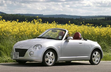 Daihatsu Car : Diahatsu Copen