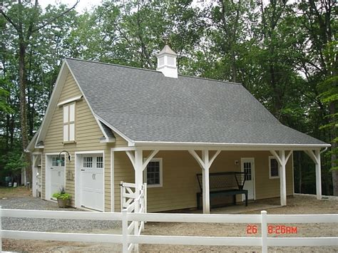 We Design And Build Barns
