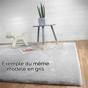 Tapis Sur Mesure Rose Moelleux Par Inspiration Luxe