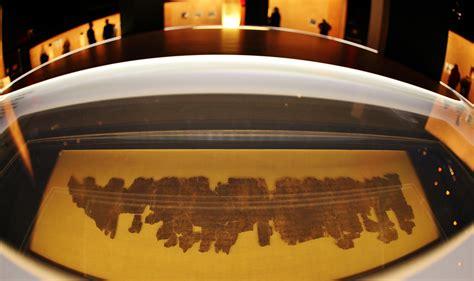 dead sea scrolls life  ancient times museum