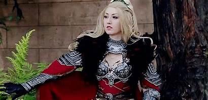 Cosplay Enayla Inquisitor Dragon Age