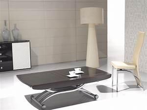 Table Basse Relevable Fly : table basse transformable fly le bois chez vous ~ Teatrodelosmanantiales.com Idées de Décoration