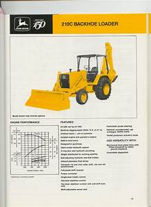 John Deere 210c Users Manual