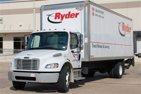 texas convenience stores enlist ryder box trucks fleet