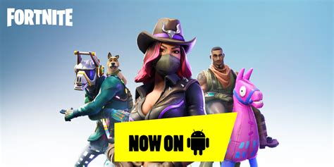 fortnite  android mobile nions