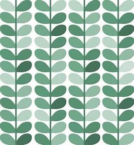 Leaf pattern green wallpaper free stock photo public