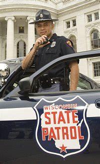 wisconsin department  transportation wisconsin state patrol