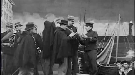 georges melies l affaire dreyfus l affaire dreyfus 1899 el caso dreyfus 1st censorship in