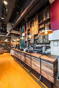 Restaurant, Bar, Counter, Design