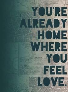 You're alread... Heart Lyrics Quotes