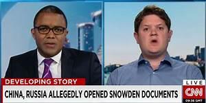 """Sunday-Times-Korrespondent im CNN-Interview: """"Wir ..."""