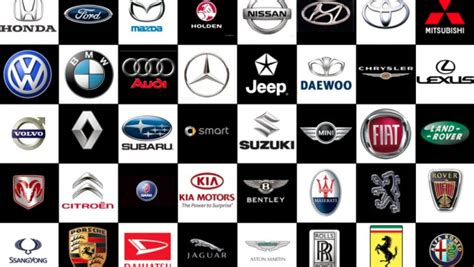 how i split up most car brands dsf my