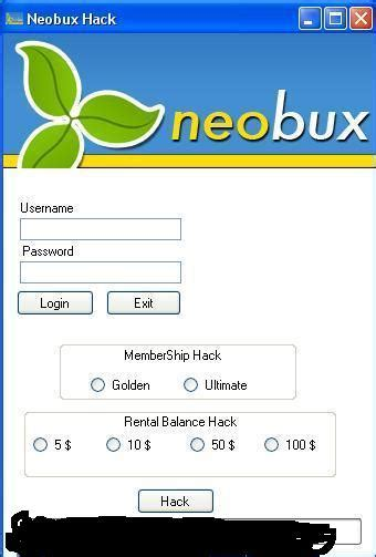neobux mobile speciale hack outils neobux hack outil