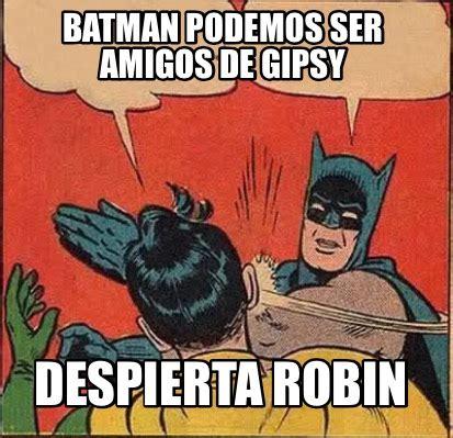 Batman And Robin Meme Generator - batman and robin meme maker batman meme generator 28 images describe yourself with batman
