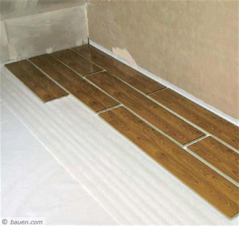 verlegung laminat laminat selbst verlegen anleitung boden und wand bauen und wohnen in der schweiz