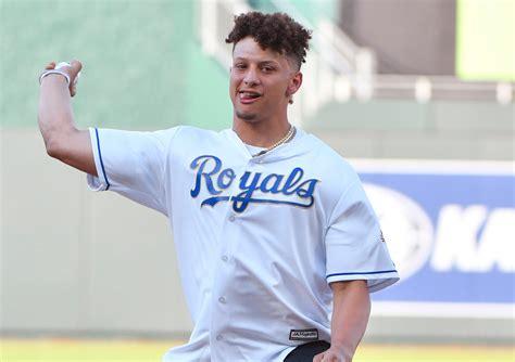 ba  good  patrick mahomes arm  baseball