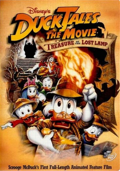 ducktales the movie treasure of the lost l full movie ducktales movie dvd cover