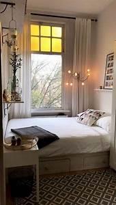 7, Fabulous, Narrow, Bedroom, Ideas, For, A, Comfortable, Design, U2013, Home, U0026, Apartment, Ideas