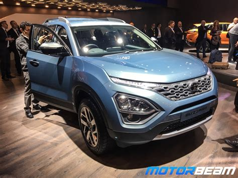 Tata Cassini Could Be The Official Name Of Buzzard Suv In