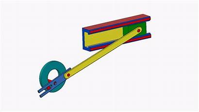 Return Quick Mechanism Whitworth Mechanical