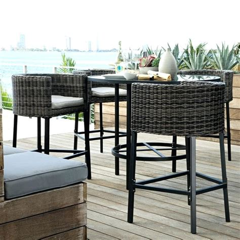 small outdoor pub table small outdoor bar table dining room stylish versatile