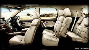 2008 Acura Mdx Interior Wallpaper
