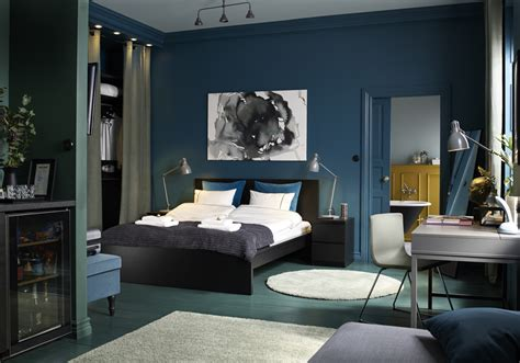 chambre adulte bleu chambre bleu canard et jaune
